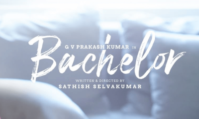 Bachelor Tamil Movie