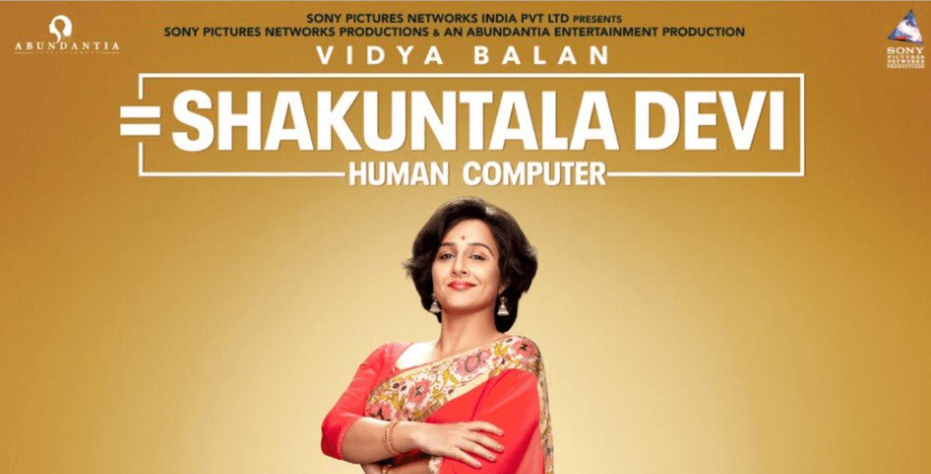Shakuntala Devi Hindi Movie