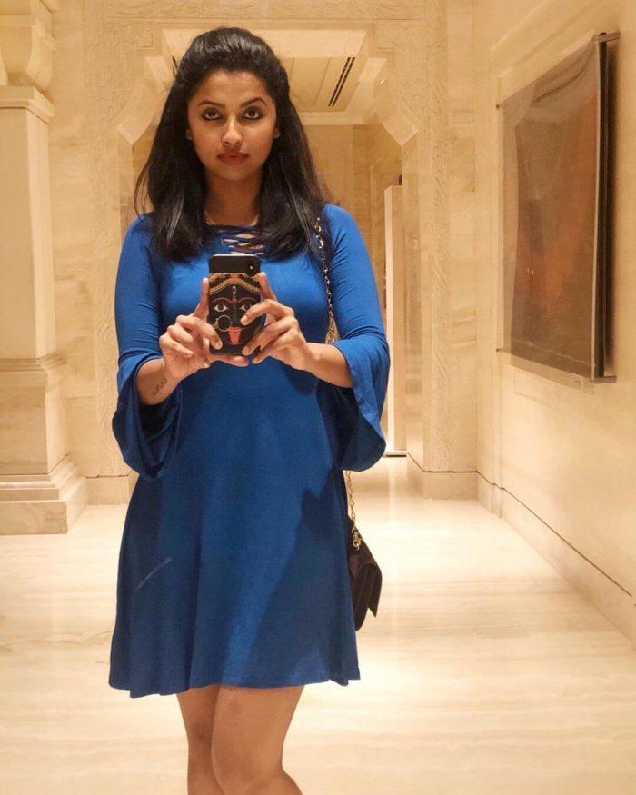 Anica Vikhraman
