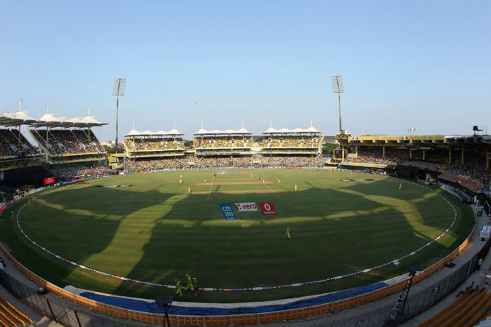 Cricket Stadiums in India