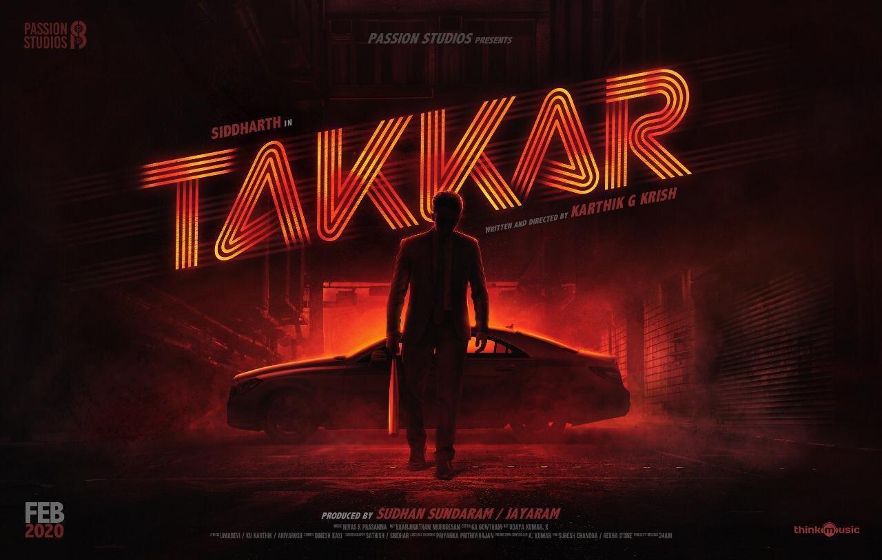 Takkar Movie