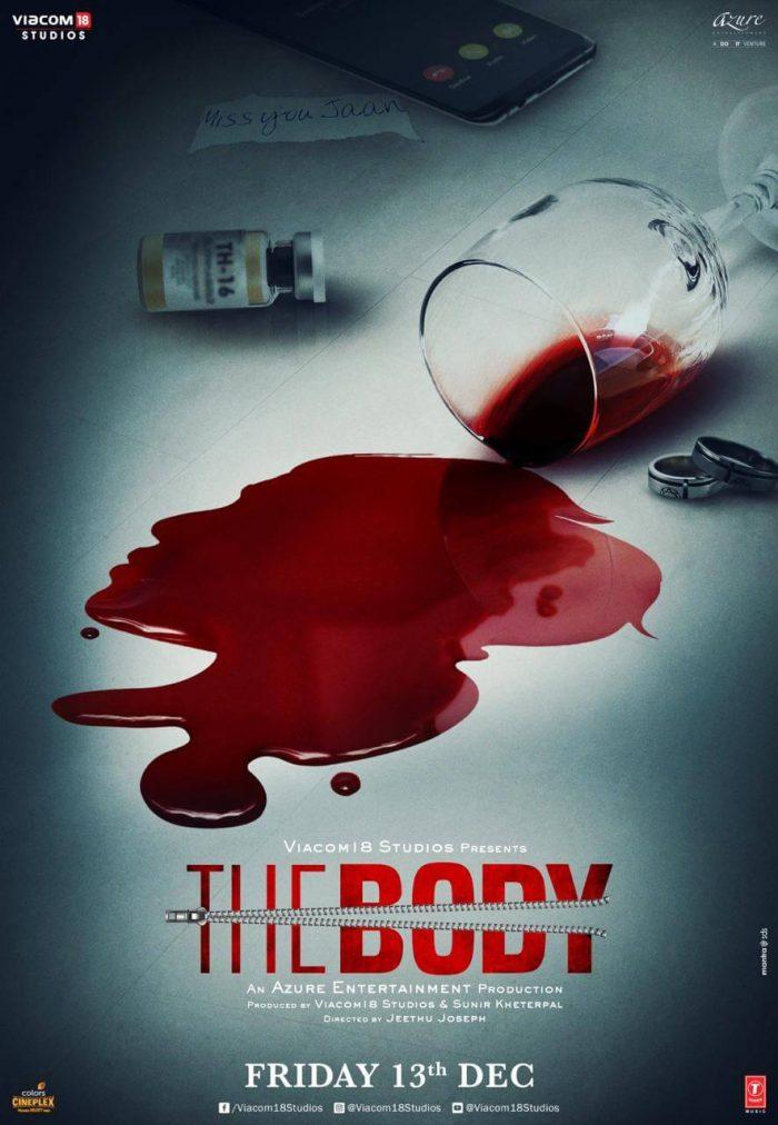 The Body Hindi Movie