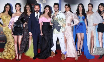 Filmfare Glamour And Style Awards 2019 Images