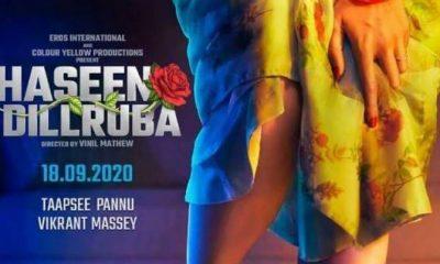 Haseen Dillruba Movie