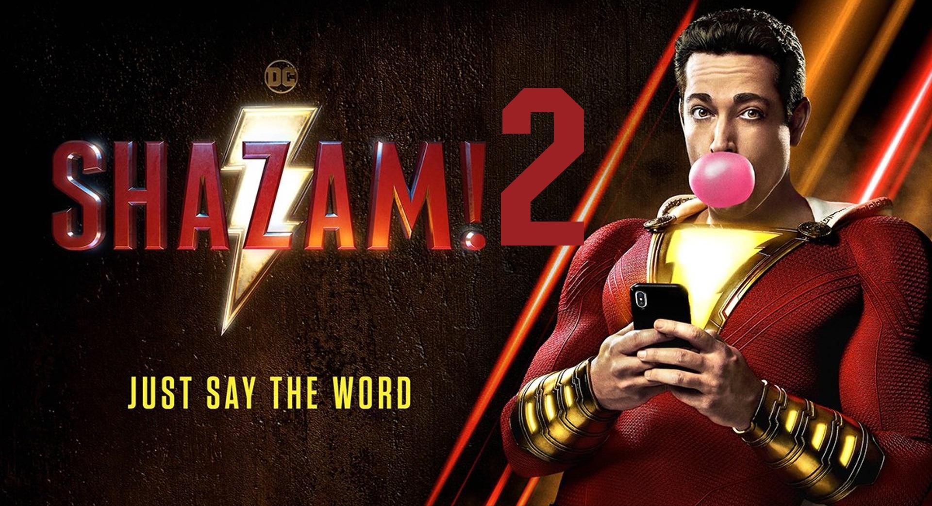 Shazam! 2021