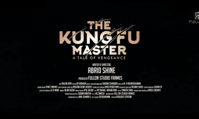 The Kung Fu Master Malayalam Movie