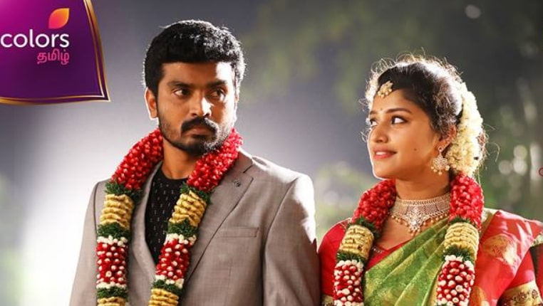 Thirumanam Serial Colors tamil