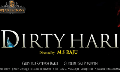 Dirty hari telugu movie 2020