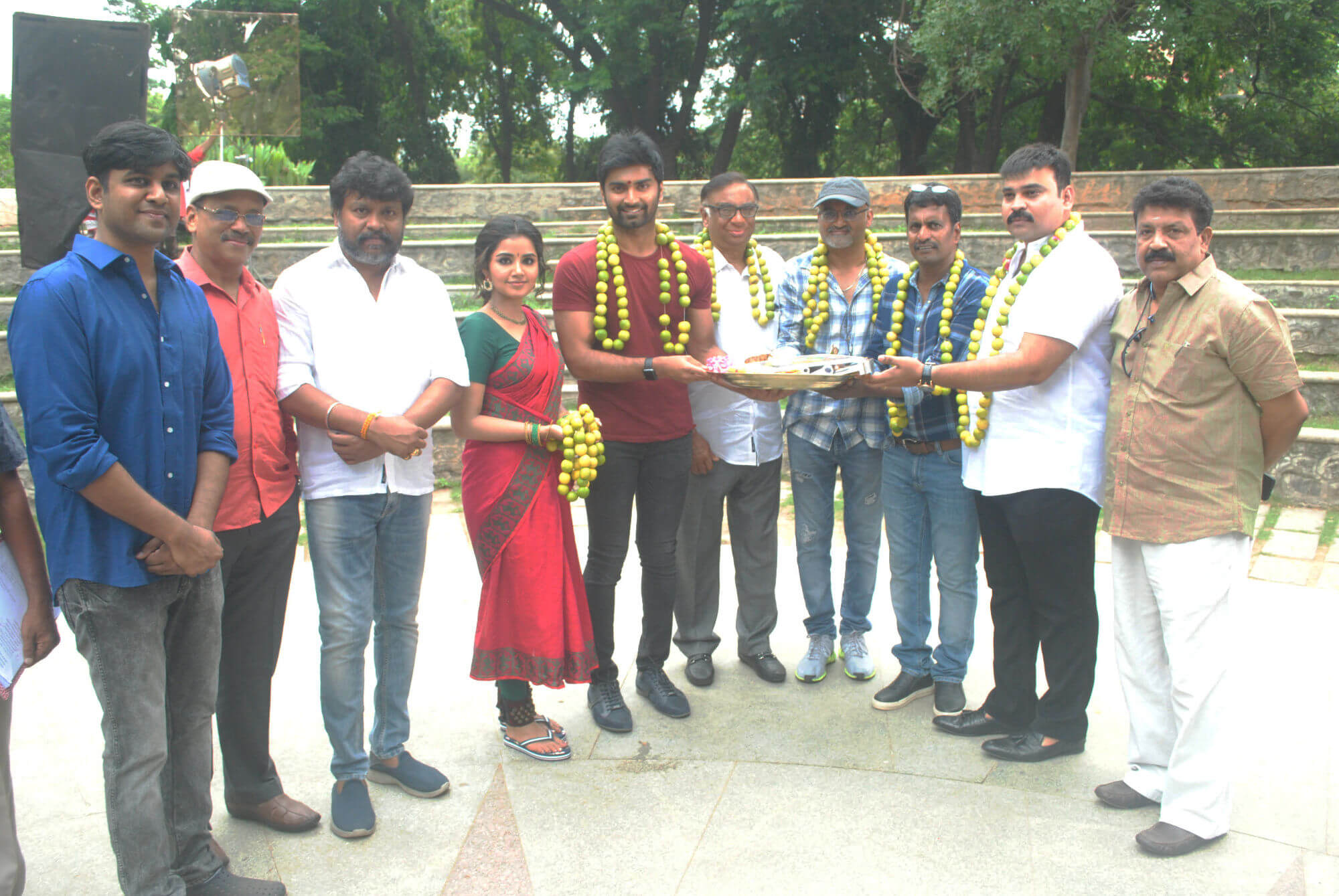 Ninnu Kori Tamil Movie