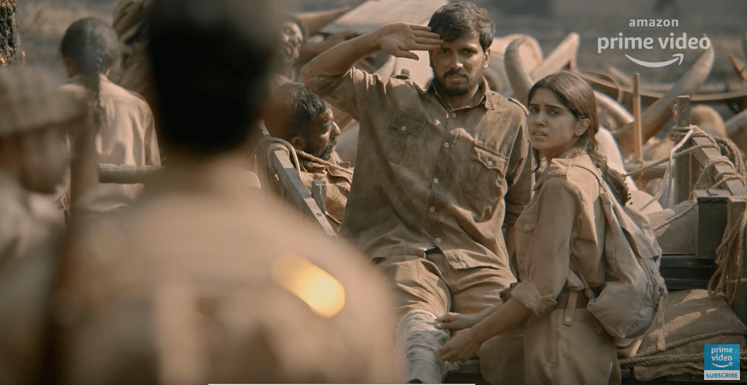 The forgotten army web series download