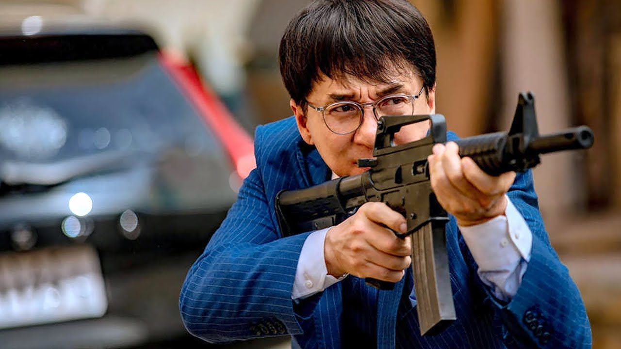 Vanguard Movie Jackie Chan