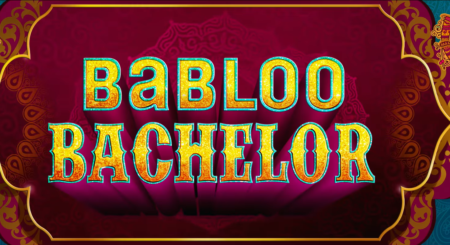 Babloo Bachelor Hindi Movie