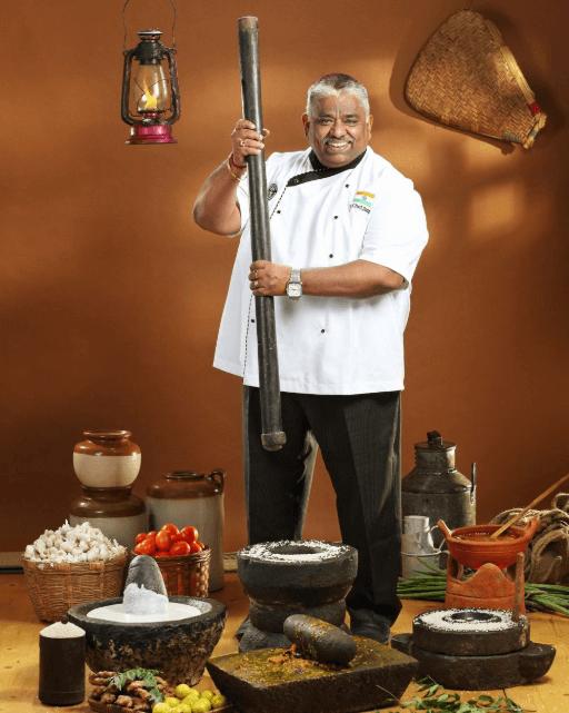 Chef Damu