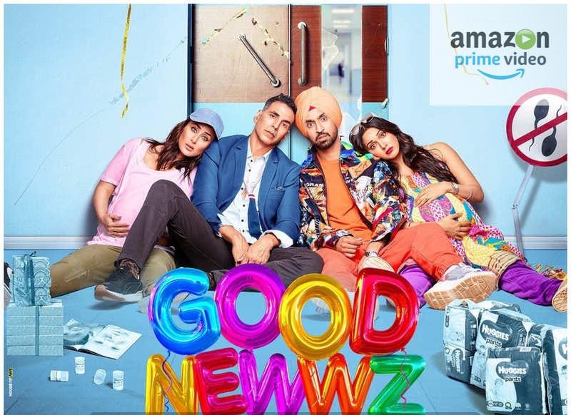 Good Newwz Movie Amazon Prime Video