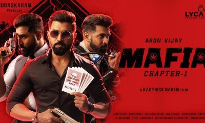 Mafia Chapter 1 Movie Songs