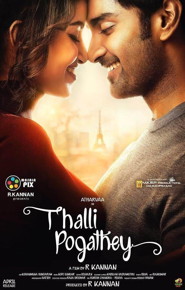 Thalli Pogathey Songs Download