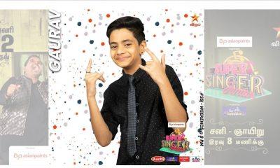 gaurav super singer