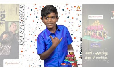 Kalazhagar Super Singer