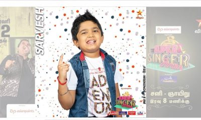 Sarvesh Jain Super Singer