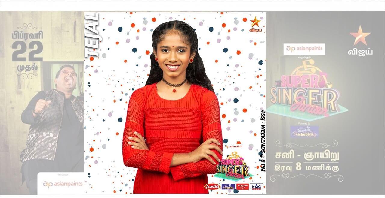 tejal super singer