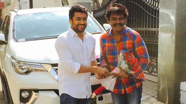 Aruvaa tamil movie