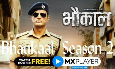 Bhaukaal Web Series Season 2
