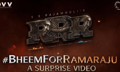 Bheem for Ramaraju Video