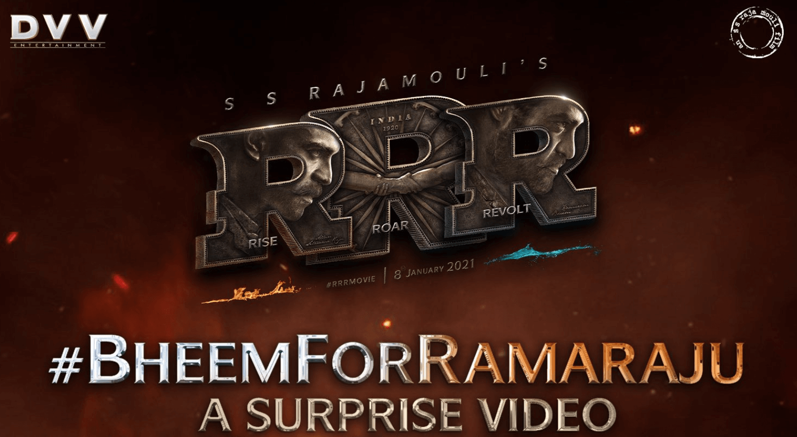 Bheem for Ramaraju Video