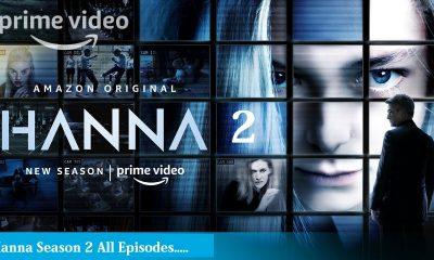 Hanna Season 2 Episodes