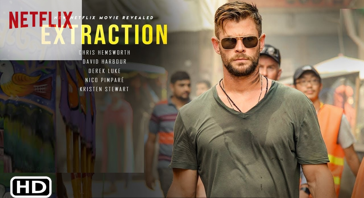 Extraction Movie Download Netflix