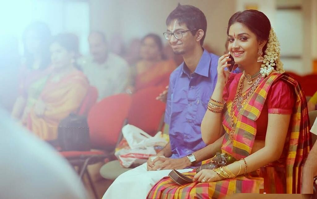 Keerthy Suresh Marriage