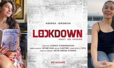 Lockdown Short Film Andrea