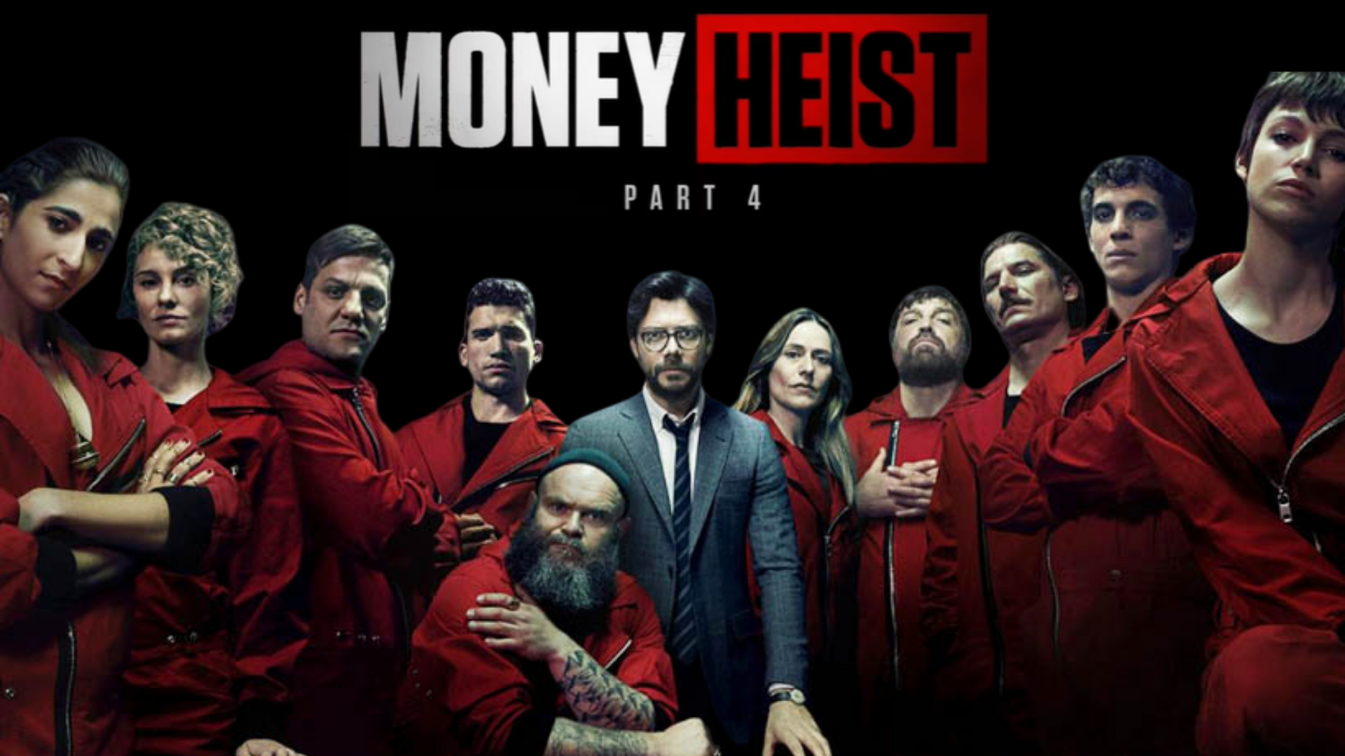 Money Heist Web Series 4