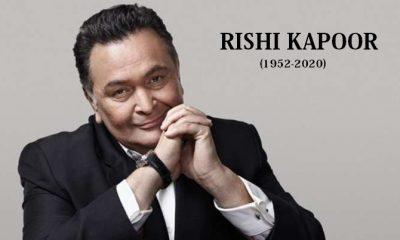 Rishi Kapoor Dead