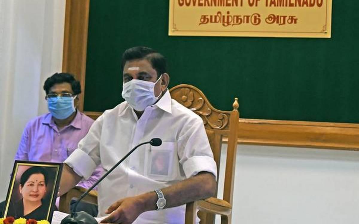 Tamil Nadu Lock Down Extension Edappadi palaniswami