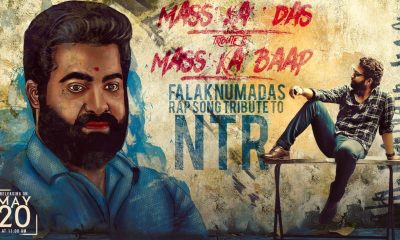 Jr NTR Birthday Song Vishwak Sen