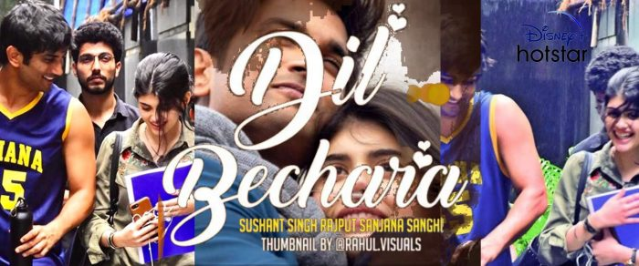Dil Bechara Movie Online