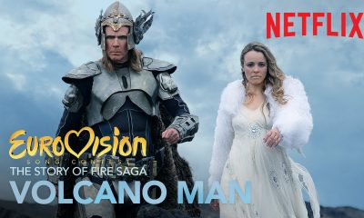 Eurovision Song Contest The Story of Fire Saga Movie