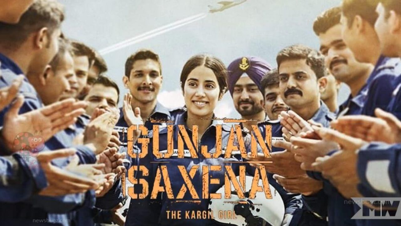 Watch Gunjan Saxena The Kargil Girl Full Movie On Netflix News Bugz