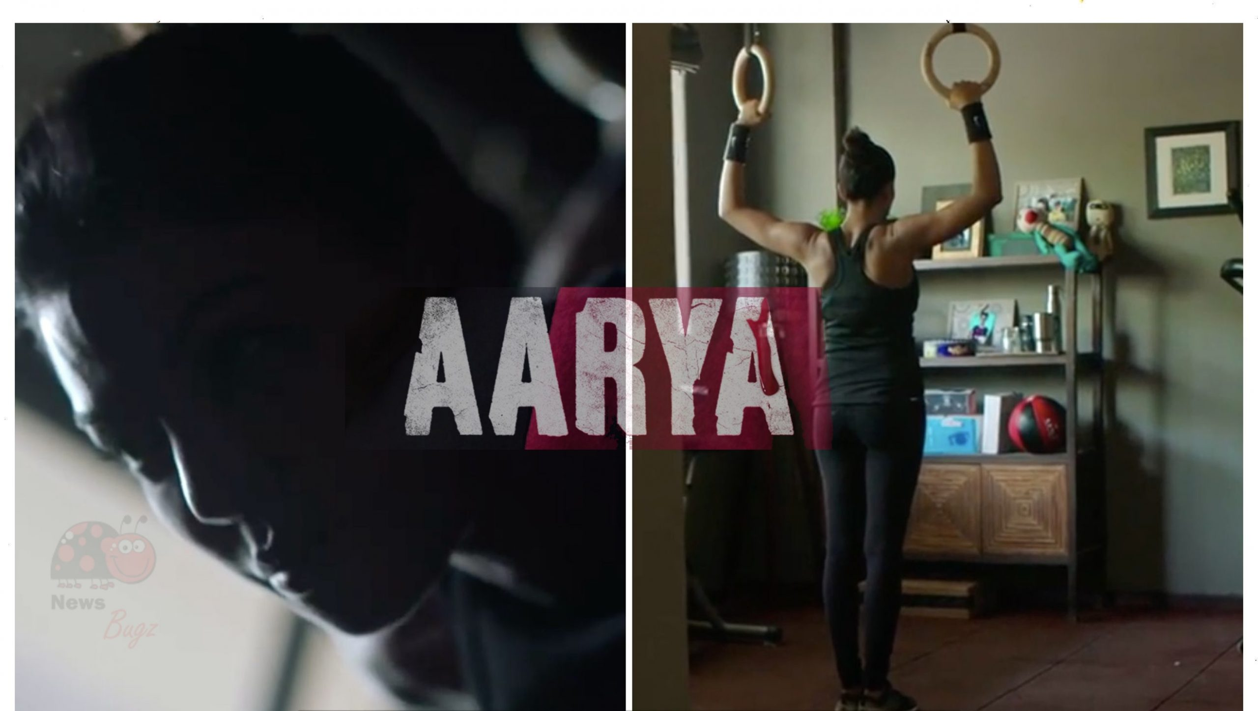Hotstar Aarya Web Series