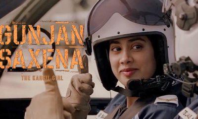 Gunjan Saxena Movie