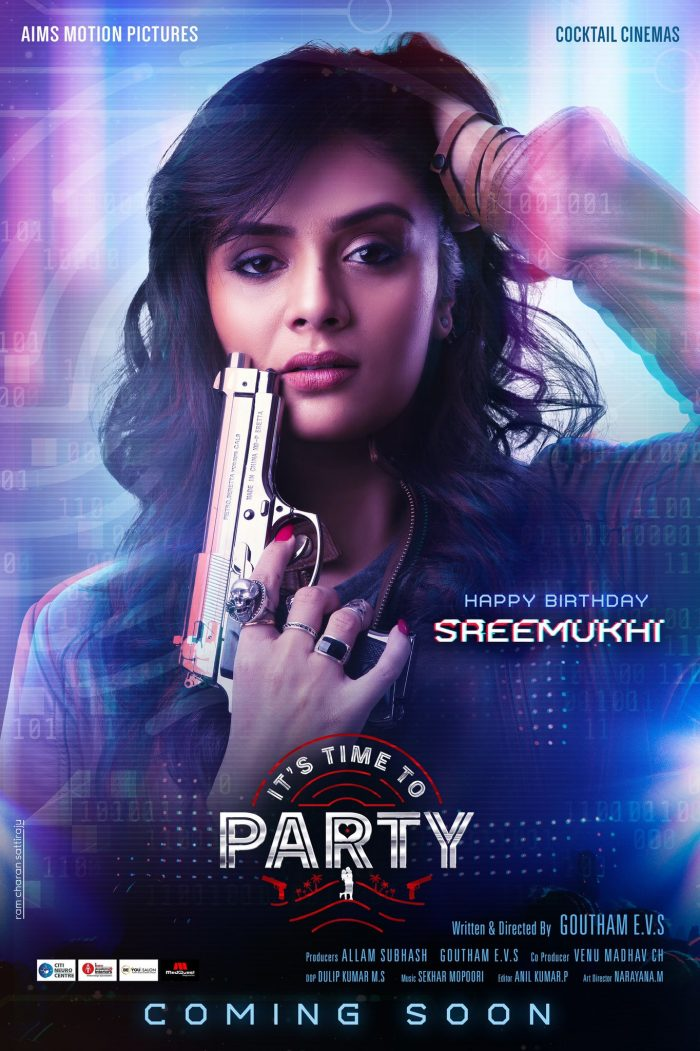 Its time to party movie
