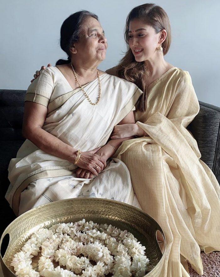 Nayanthara Vignesh Shivan Latest Photos