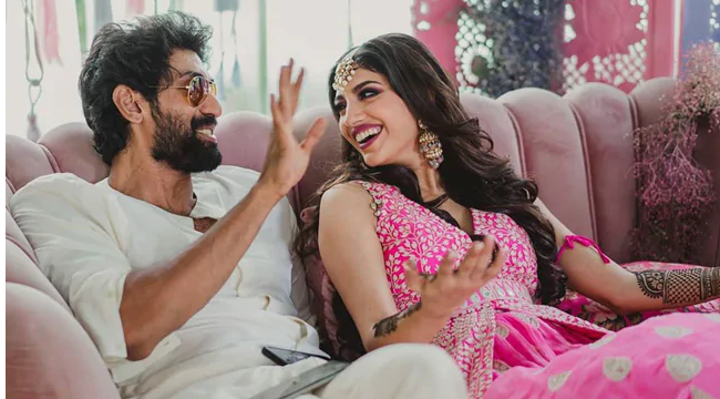 Rana Daggubati and Miheeka Bajaj Wedding Pics Inside