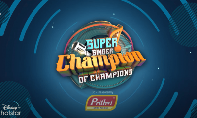 Super Singer Champion of Champions
