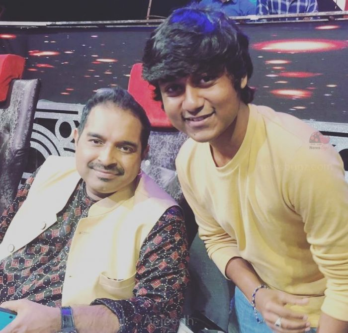 Aajeedh Super singer