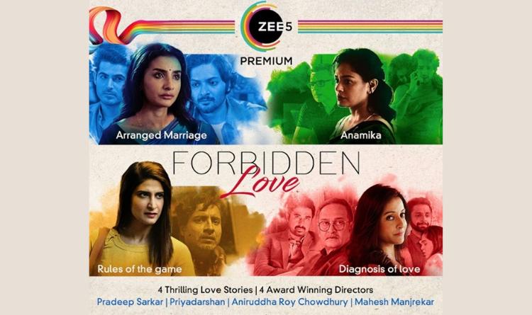 Forbidden Love ZEE5