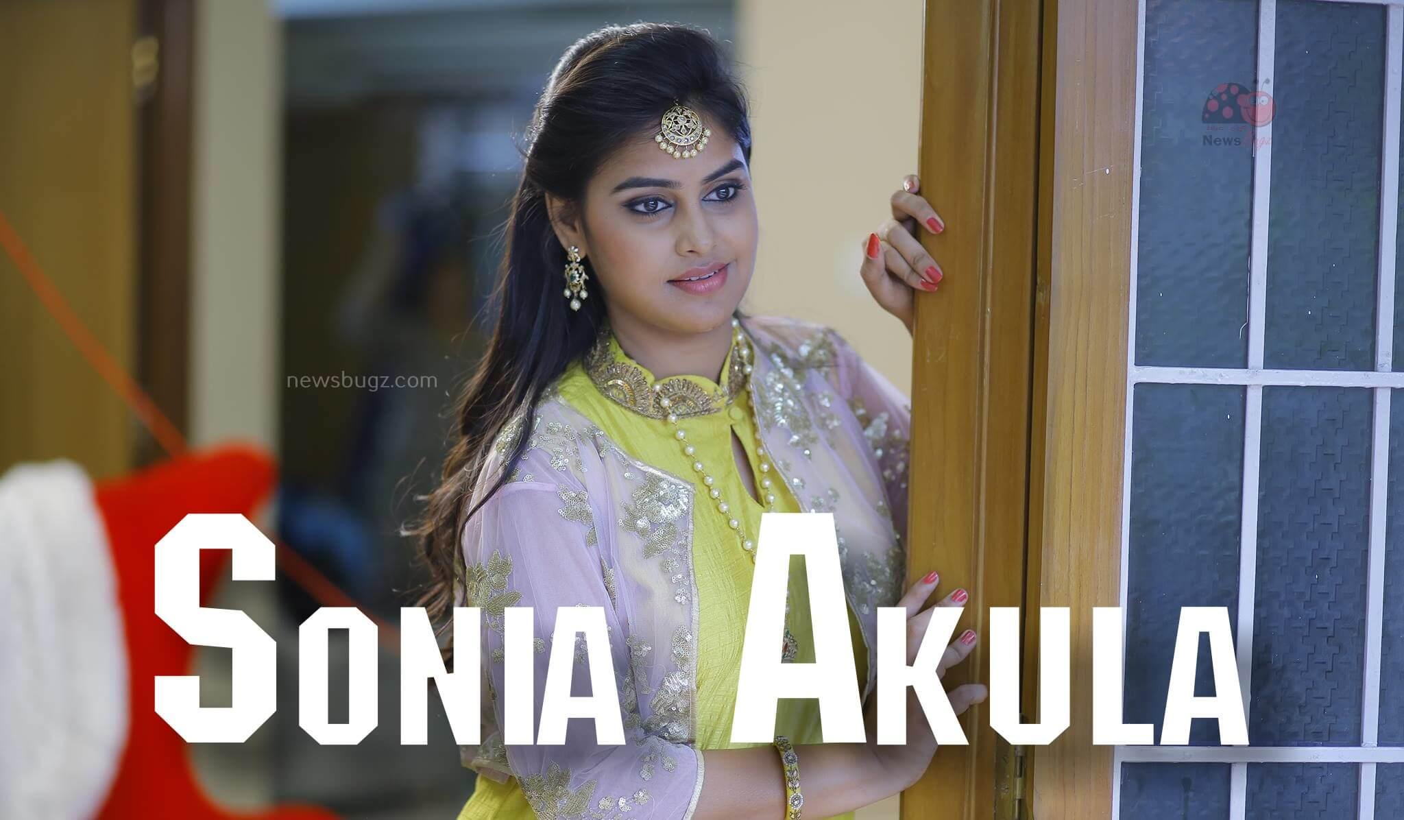 Sonia Akula