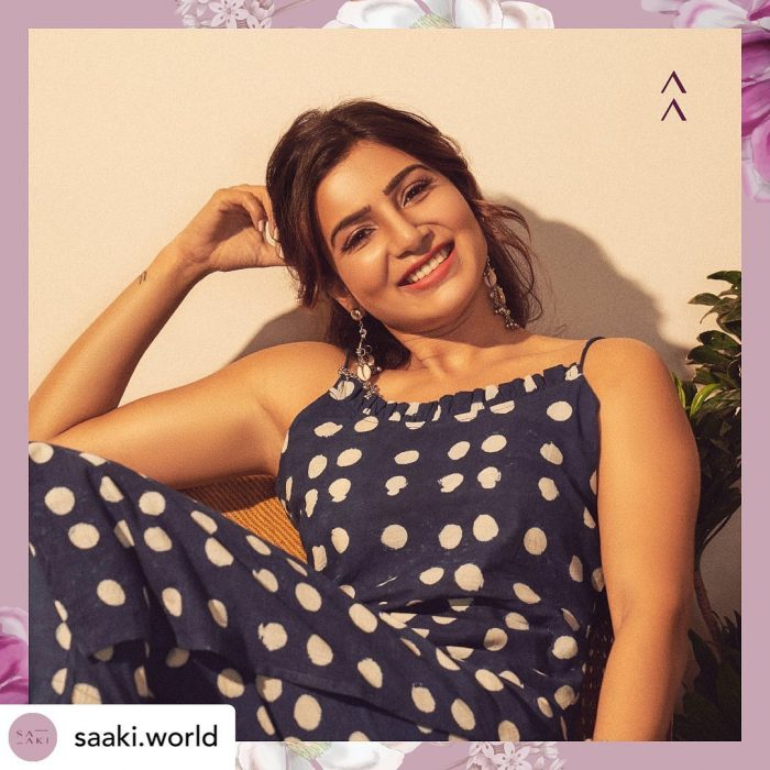 Samantha Saaki world