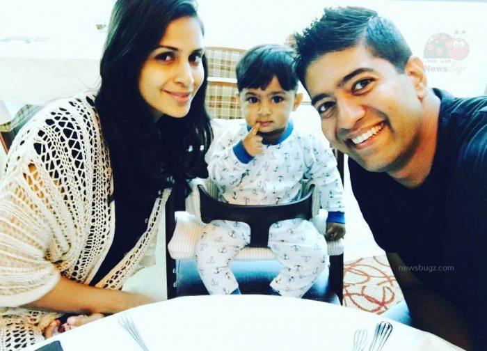 Samyuktha Karthik Family